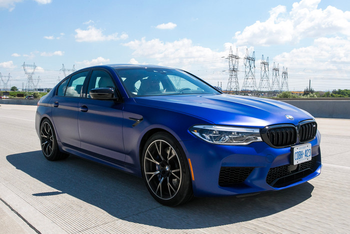 THE 2019 BMW M5 COMPETITION: LIVING WITH A NEW LEGEND