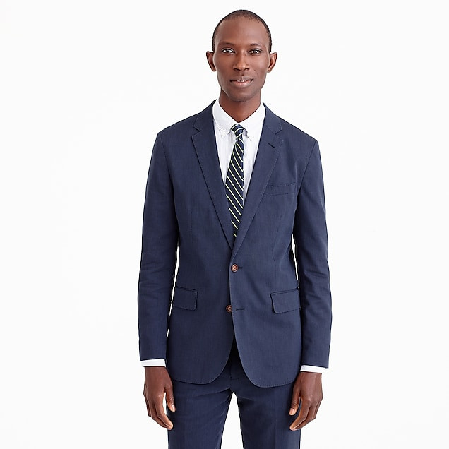 J.CREW NOW HAS A LUDLOW SUIT FOR UNDER $400