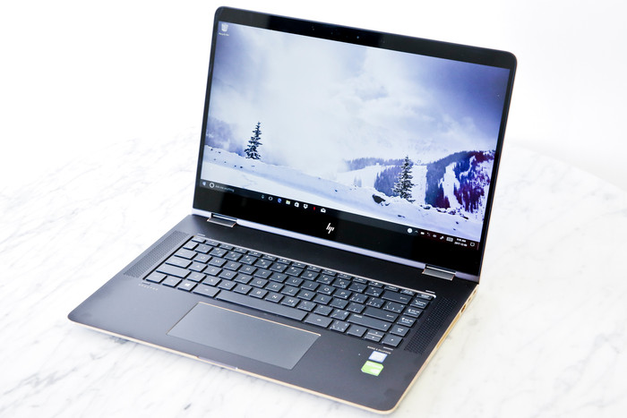 """WINDOWS/INTEL HP SPECTRE 360X 15.6"""" 2-IN-1 LAPTOP PRODUCT PREVIEW"""