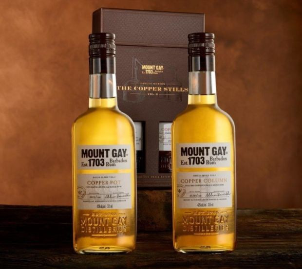 MOUNT GAY INTRODUCES ITS SECOND ORIGINS SERIES, THE COPPER STILL COLLECTION