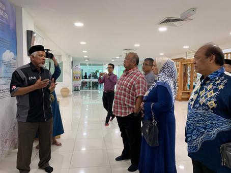 Lawatan Kerabat DiRaja Perlis ke Kompleks Nasyrul Quran