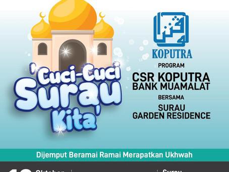 Gotong Royong SGR oleh Koputra (CSR)