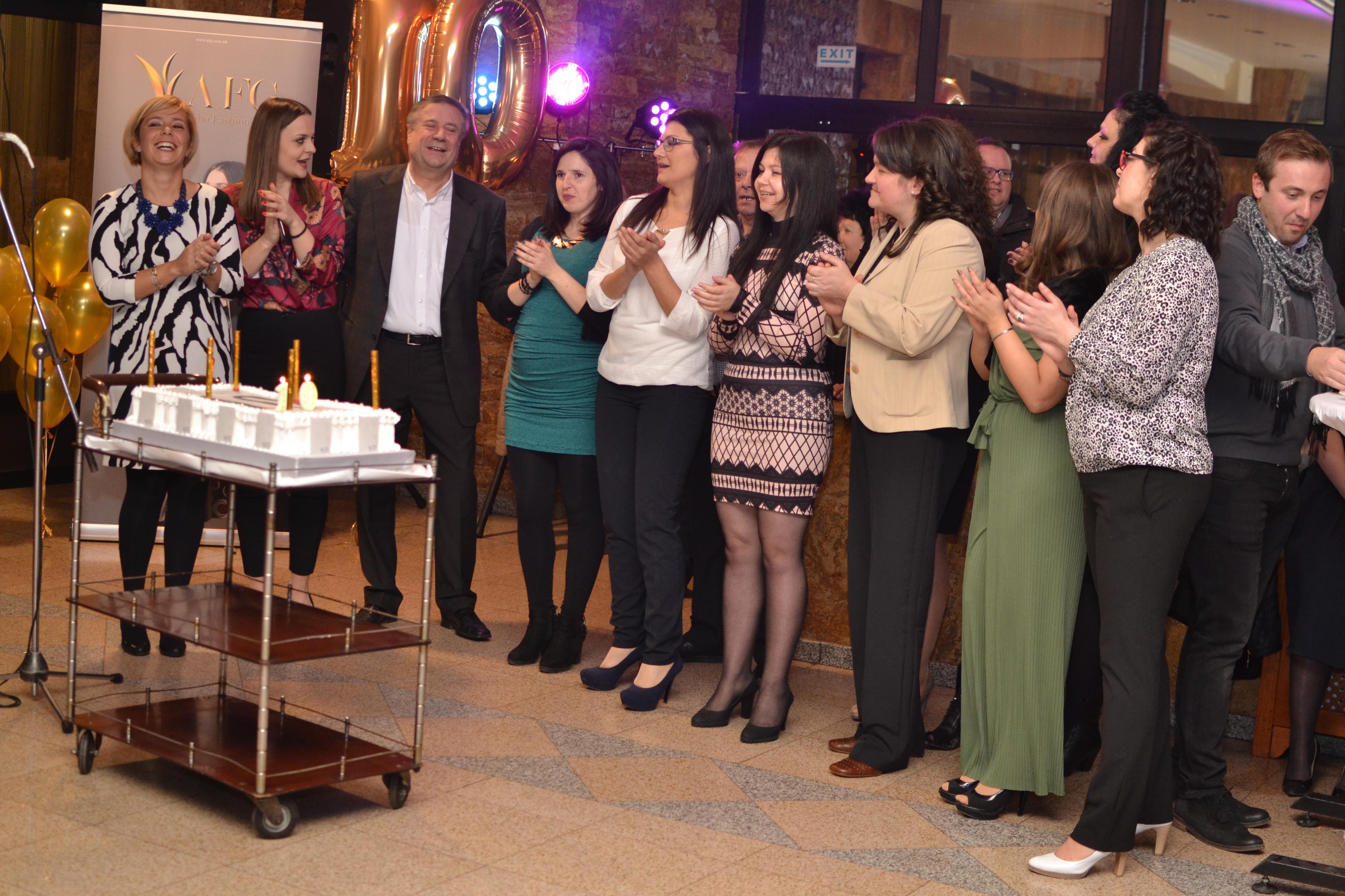 10 years AFG celebration