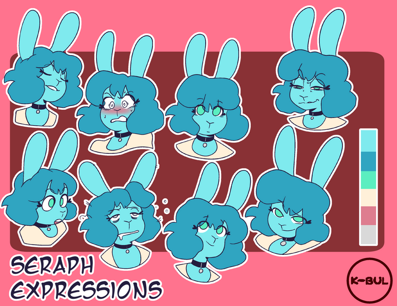 Seraph Expressions (2018)