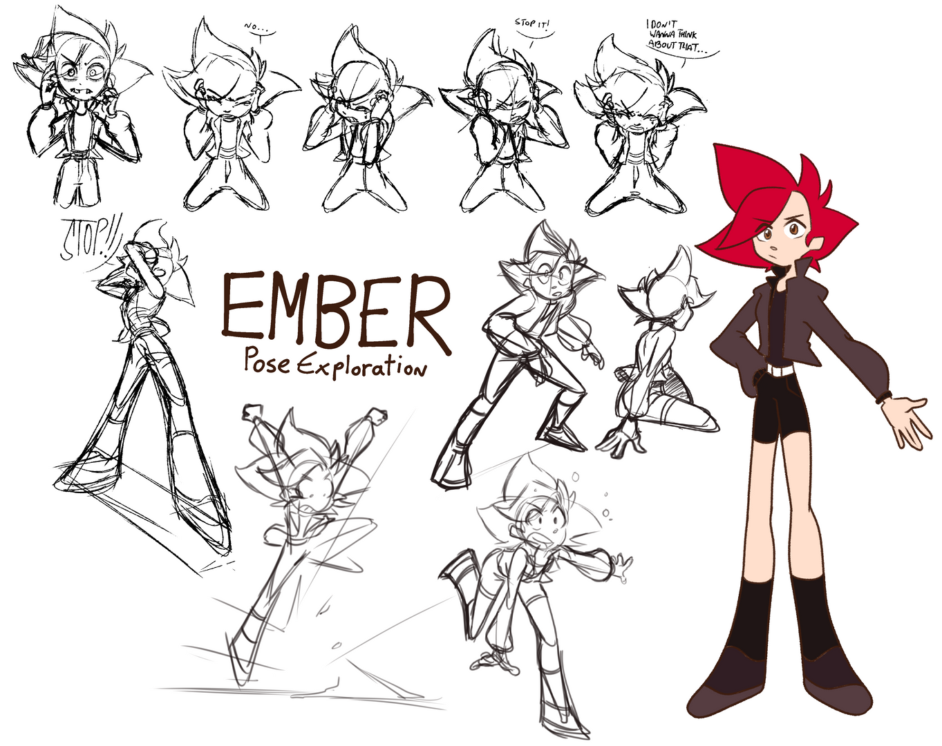 Ember Pose Exploration