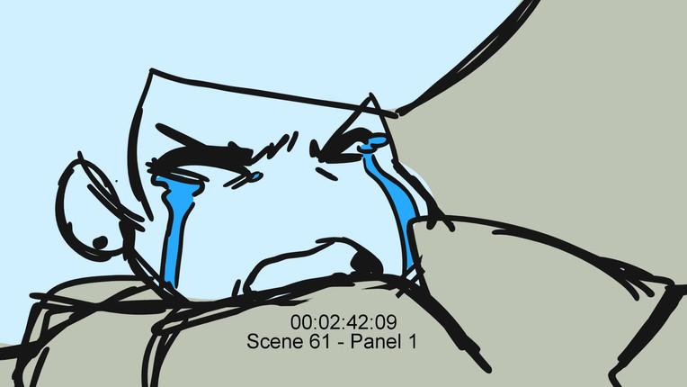 INNER STRUGGLE Storyboards