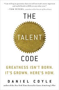 Daniel Coyle, The Talent Code
