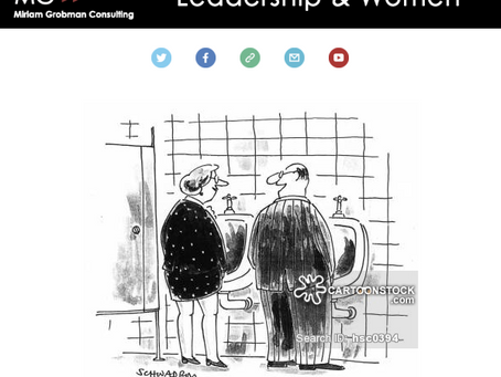 The Leadership and Women Newsletter