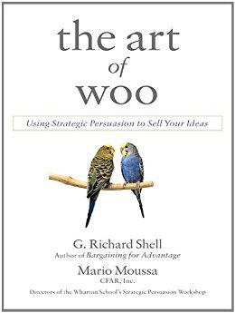 Art of Woo by Richard Shell