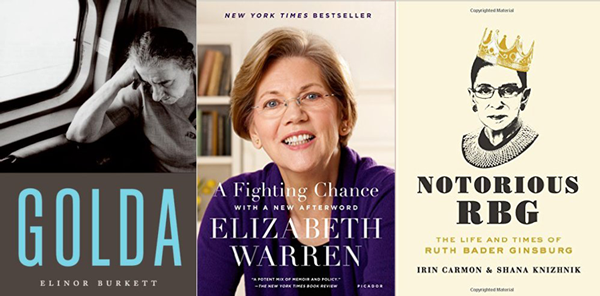 Book recommendations, women leaders