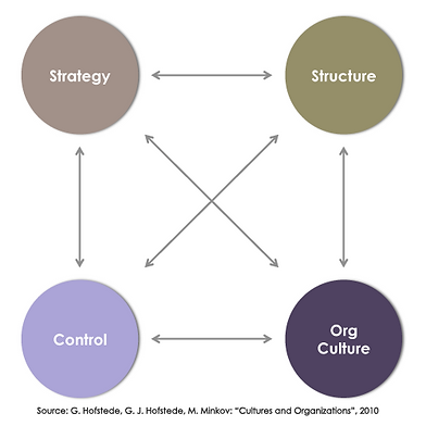 Strategy and organizational Culture, Geert Hofstede