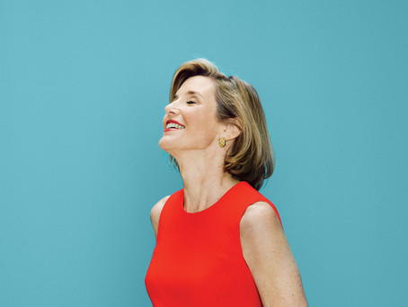 Inspirational Leader - Sallie Krawcheck, CEO and Co-Founder of Ellevest