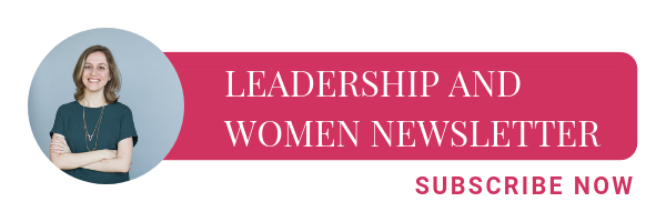 Leadership and women newsletter sign up