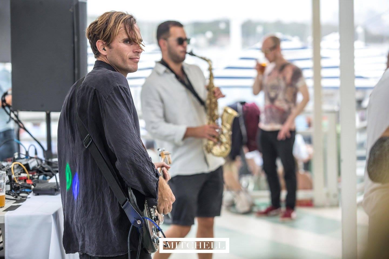 Sax, Guitar and DJ combo Sydney