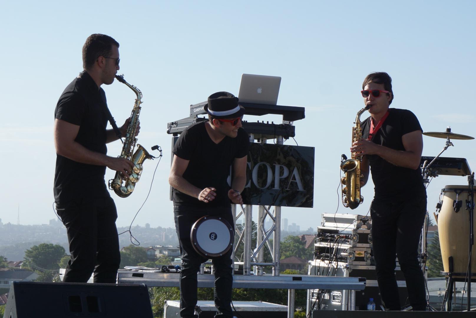 Sydney event band