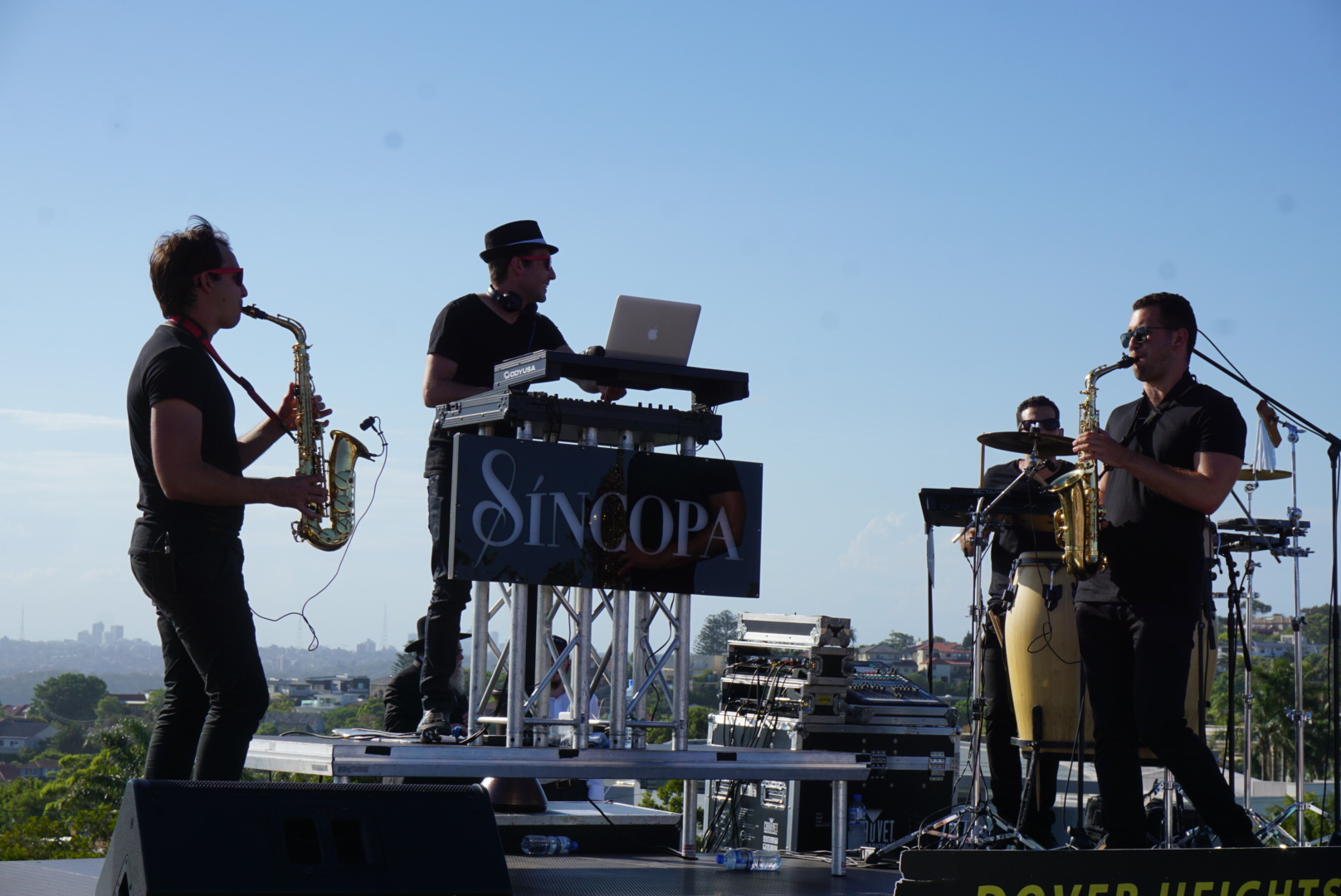 Sincopa Trio Sydney