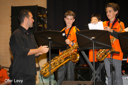 Sam Weiss Emanuel School Sax teacher