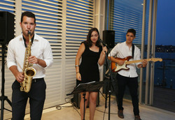 Sydney jazz band Eastern Suburbs