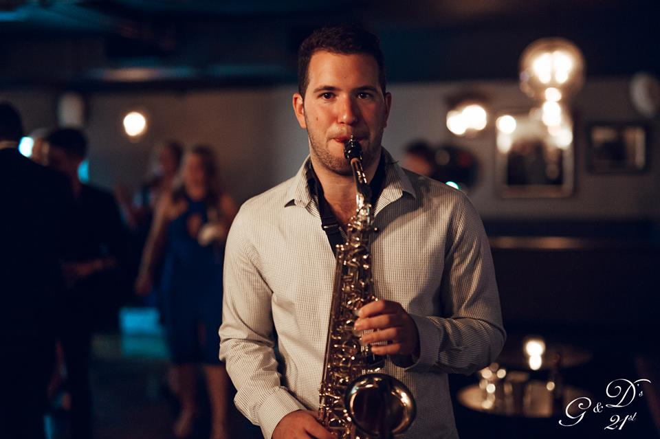 Saxophone for private events