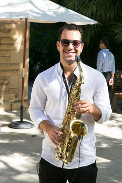 Saxophone private events
