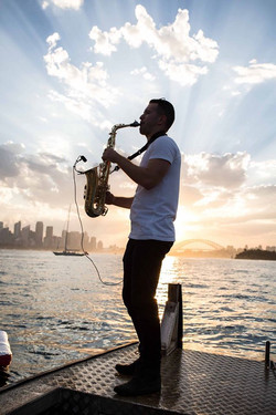 Sydney Sax Player