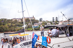 Social Yacht Club Sax Sydney Harbour