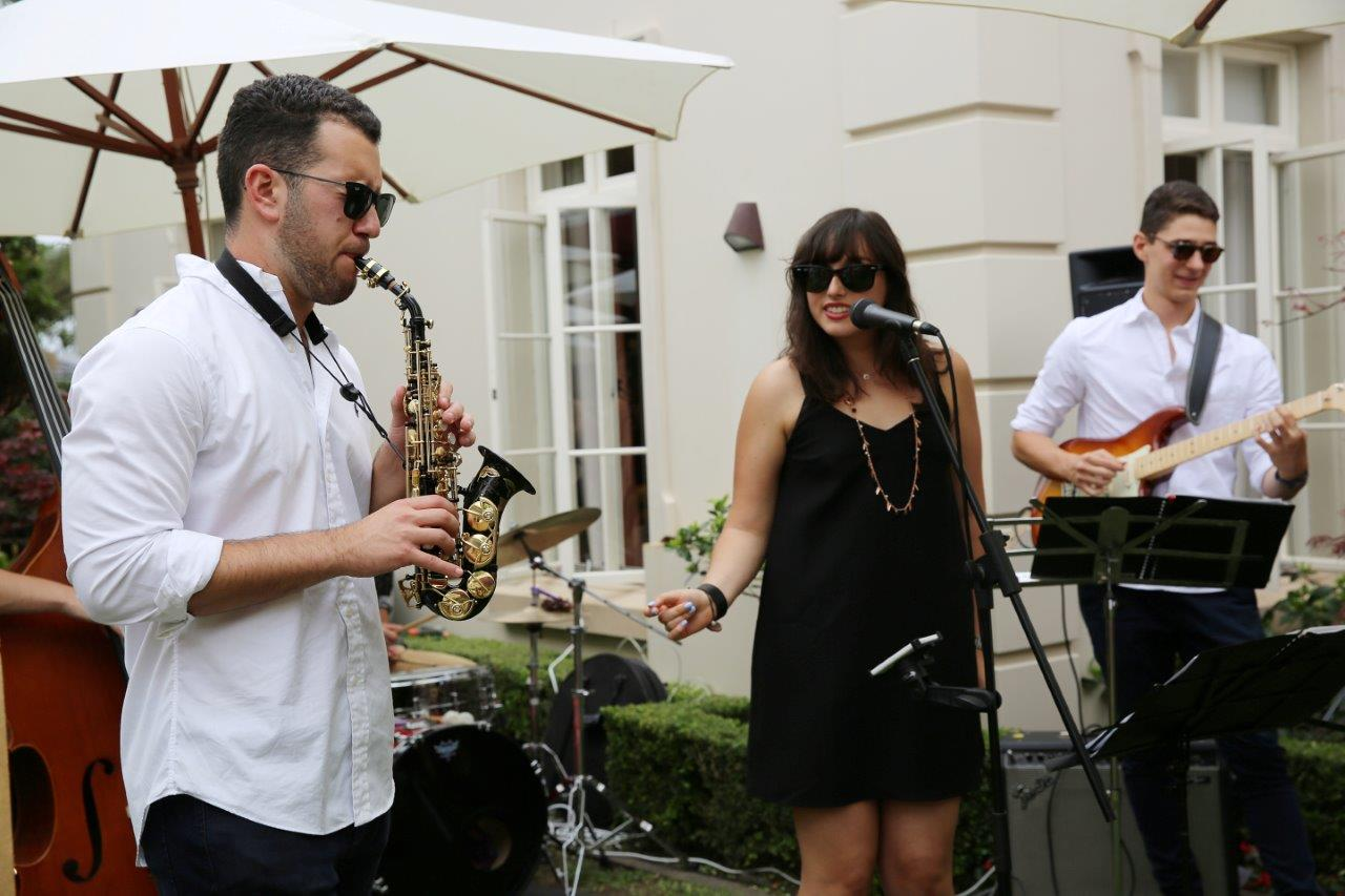 Jazz band for wedding and events