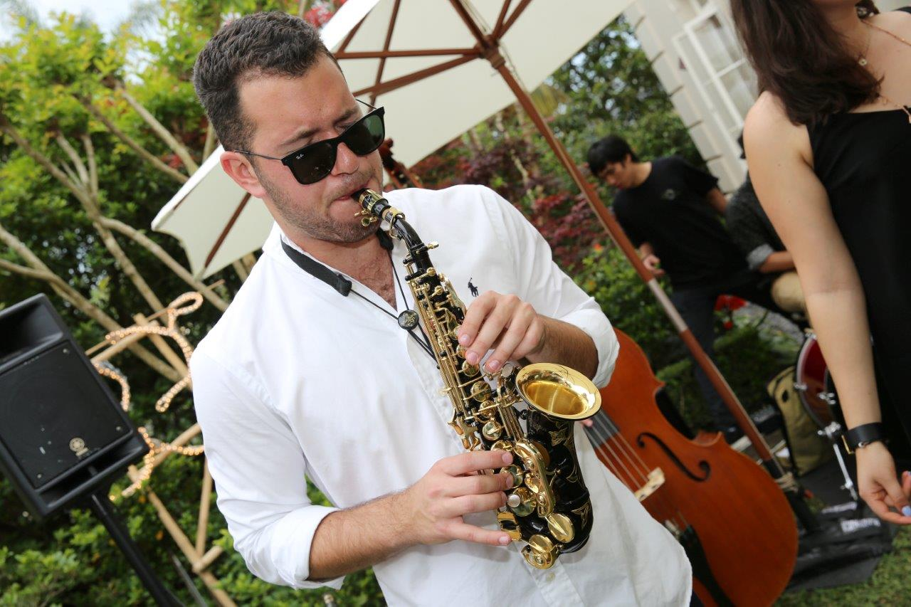 Sydney jazz musicians