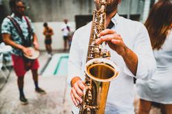 Summer Saxophone Sydney