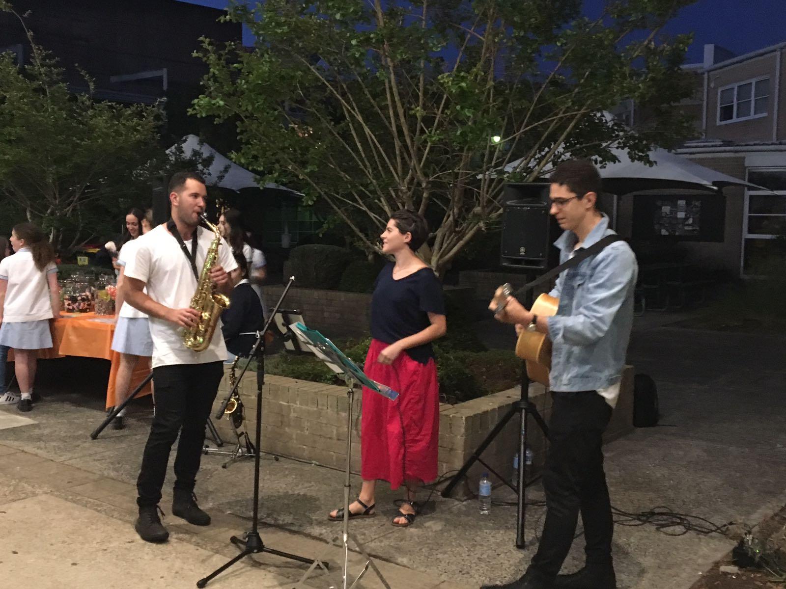 Sam Weiss Jazz Music