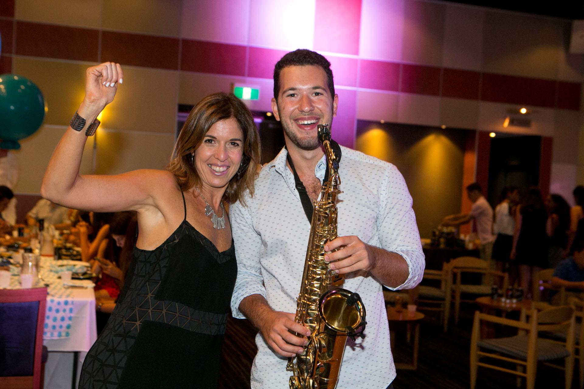 Sax and DJ Sydney Eastern Suburbs