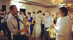 Saxophone for Sydney's Sincopa Trio