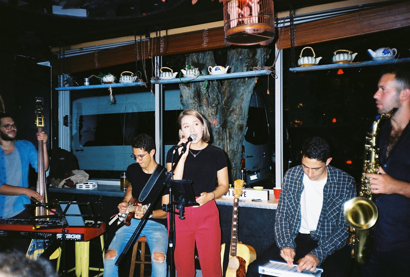 Live jazz & Soul Music Bondi Sydney