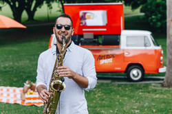 Saxophone Sydney Event Private Corporate