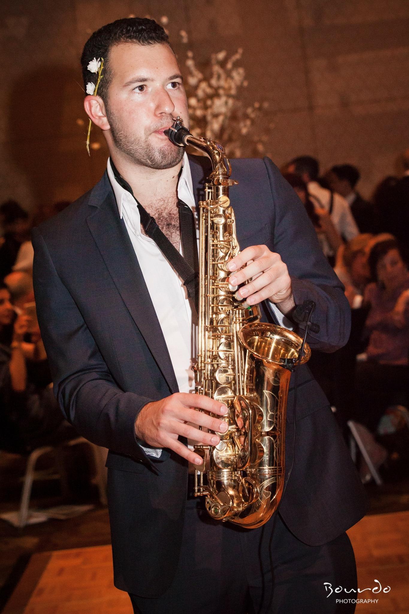 Sam Weiss Saxophone