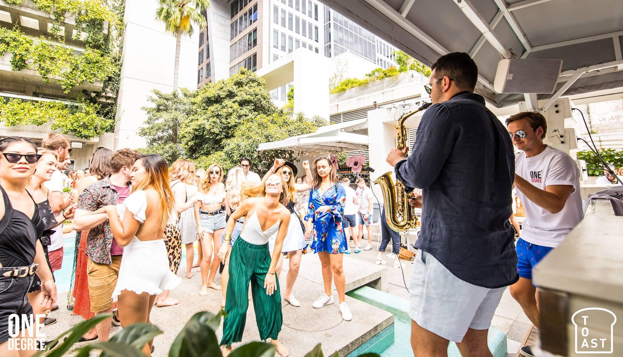 DJ Sax Clubs Events Weddings