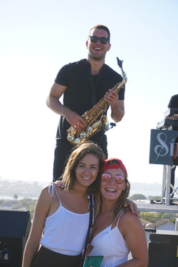Sydney saxophonist