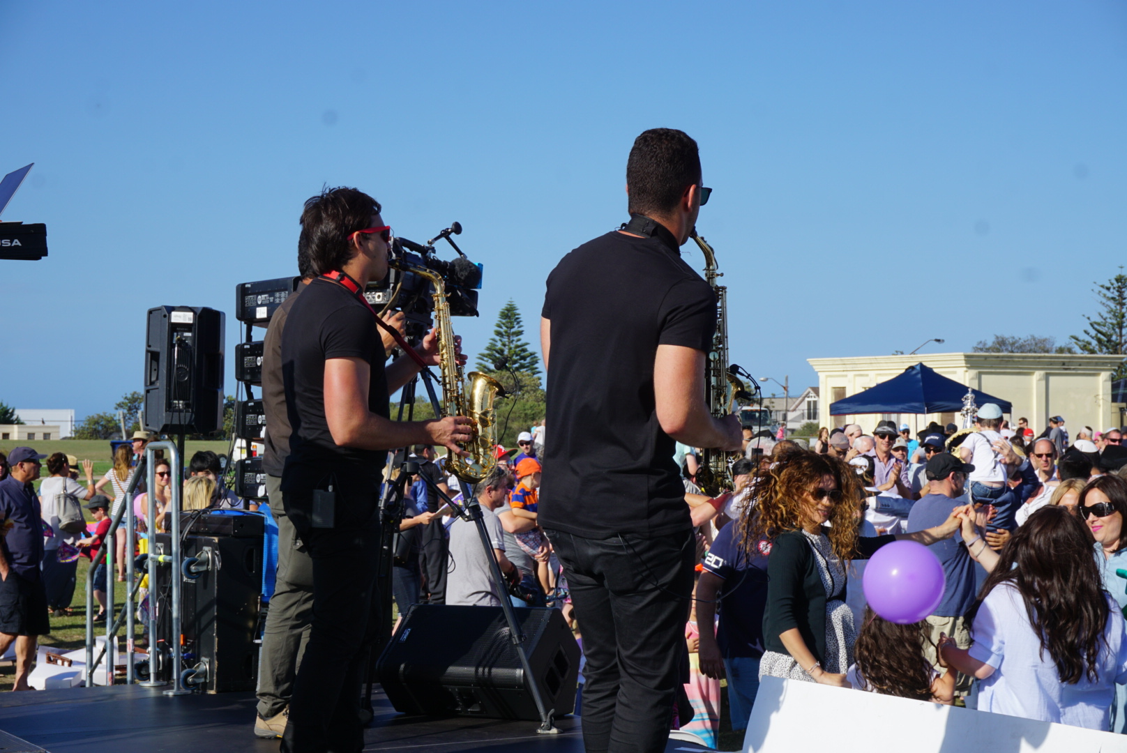 Sydney event bands