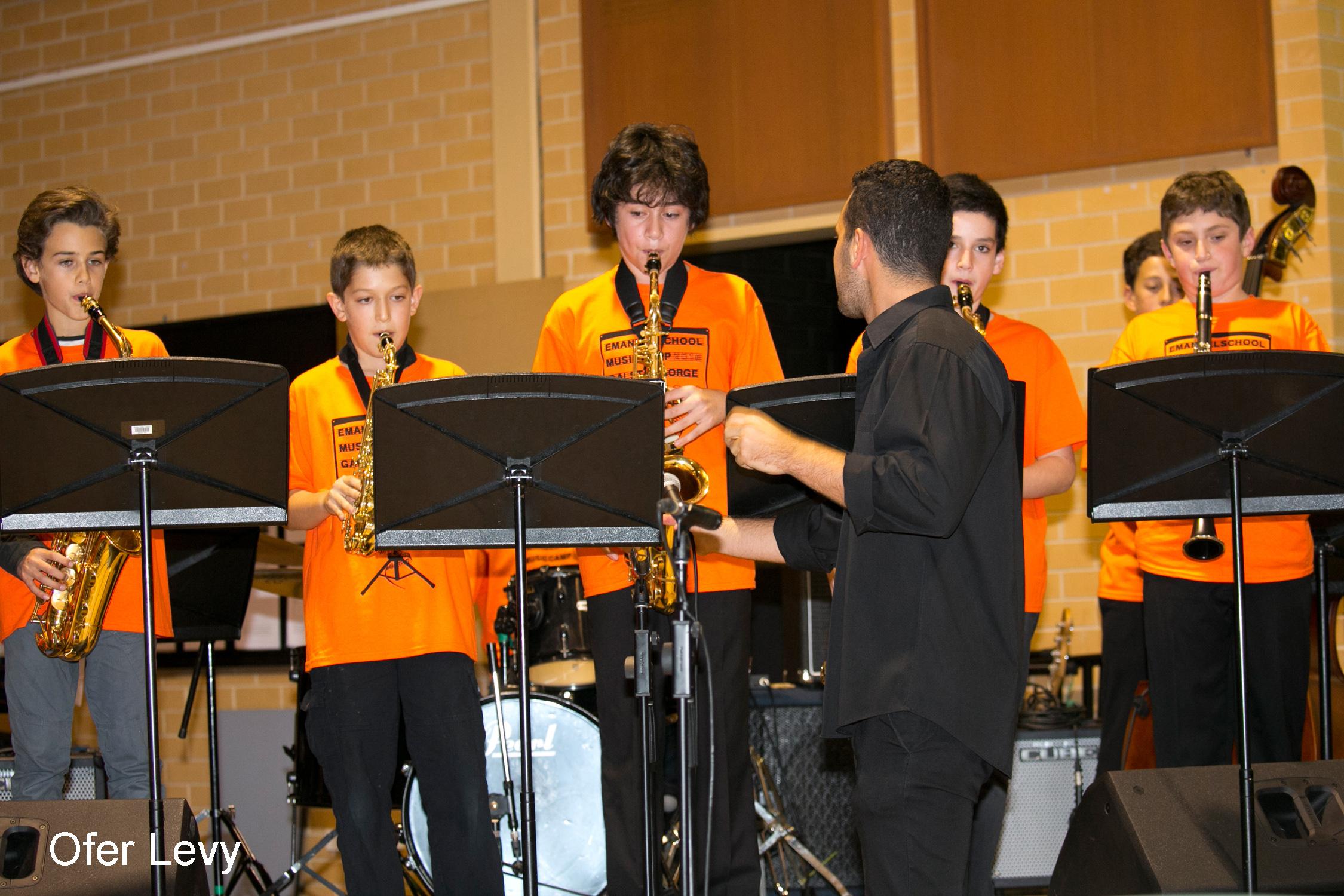 Saxophone Teacher Sydney