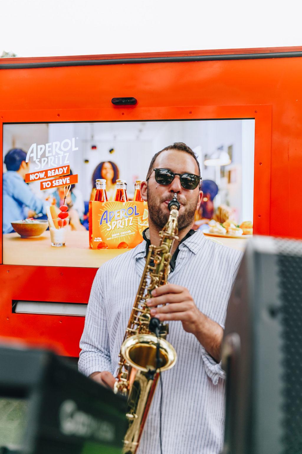 Sax & DJ Sydney Private Premium Events