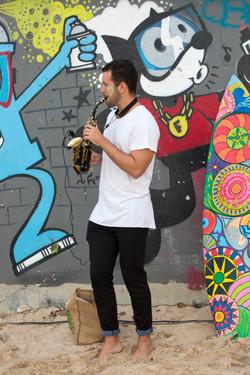 Bondi musicians