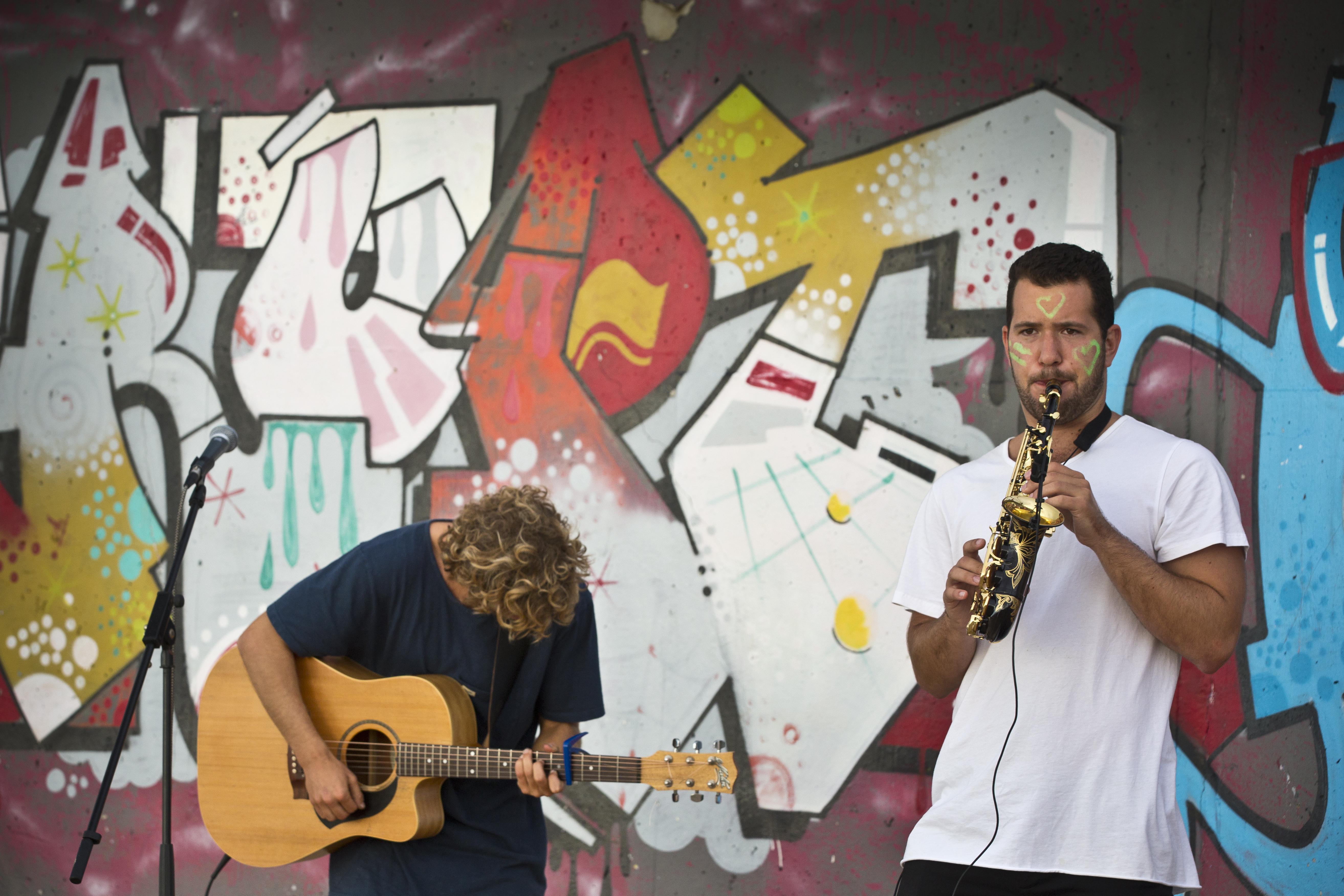 Acoustic duo Bondi Sydney
