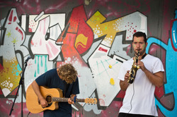 Acoustic duo Bondi Sydney