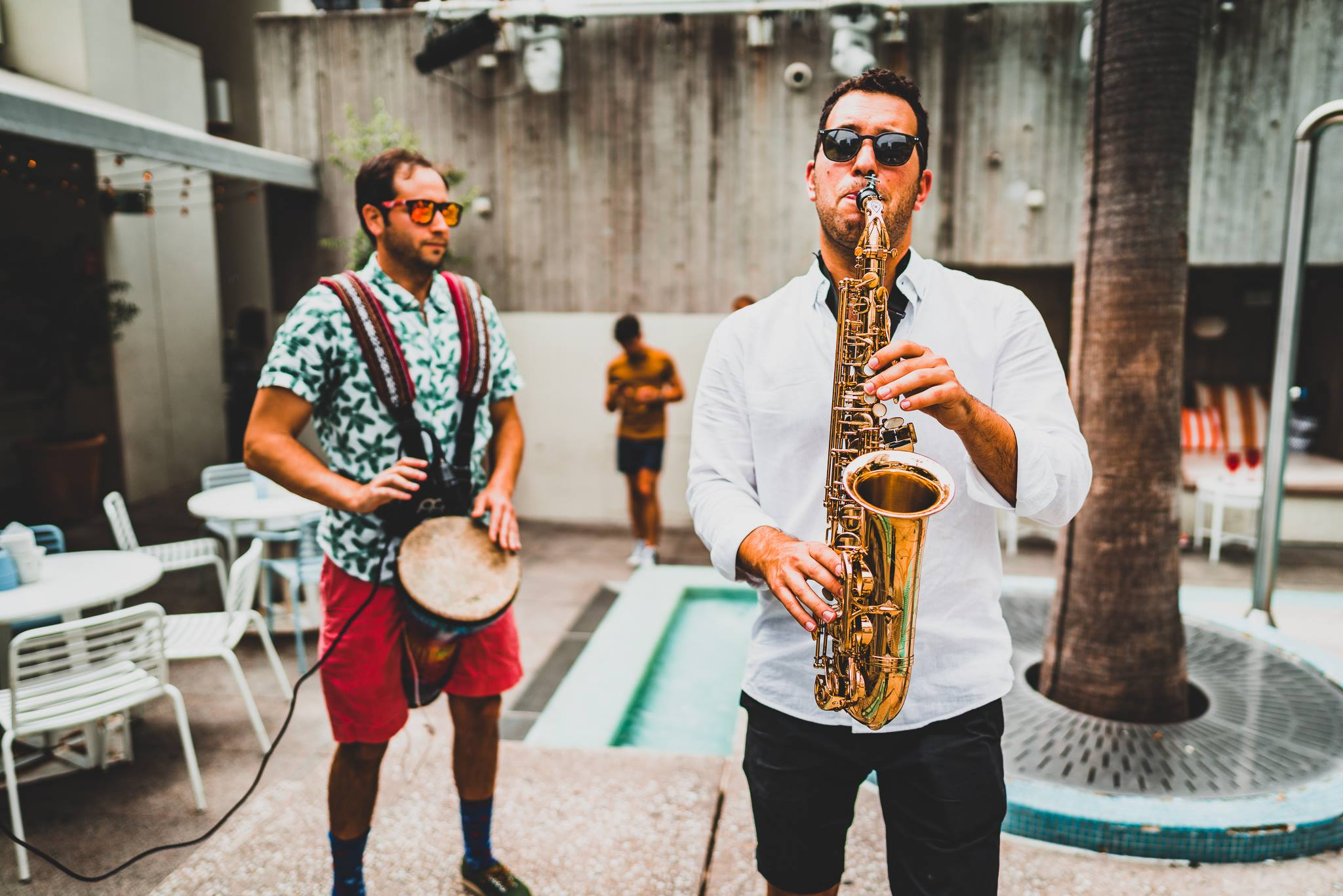 Silly Season Saxophone Sydney