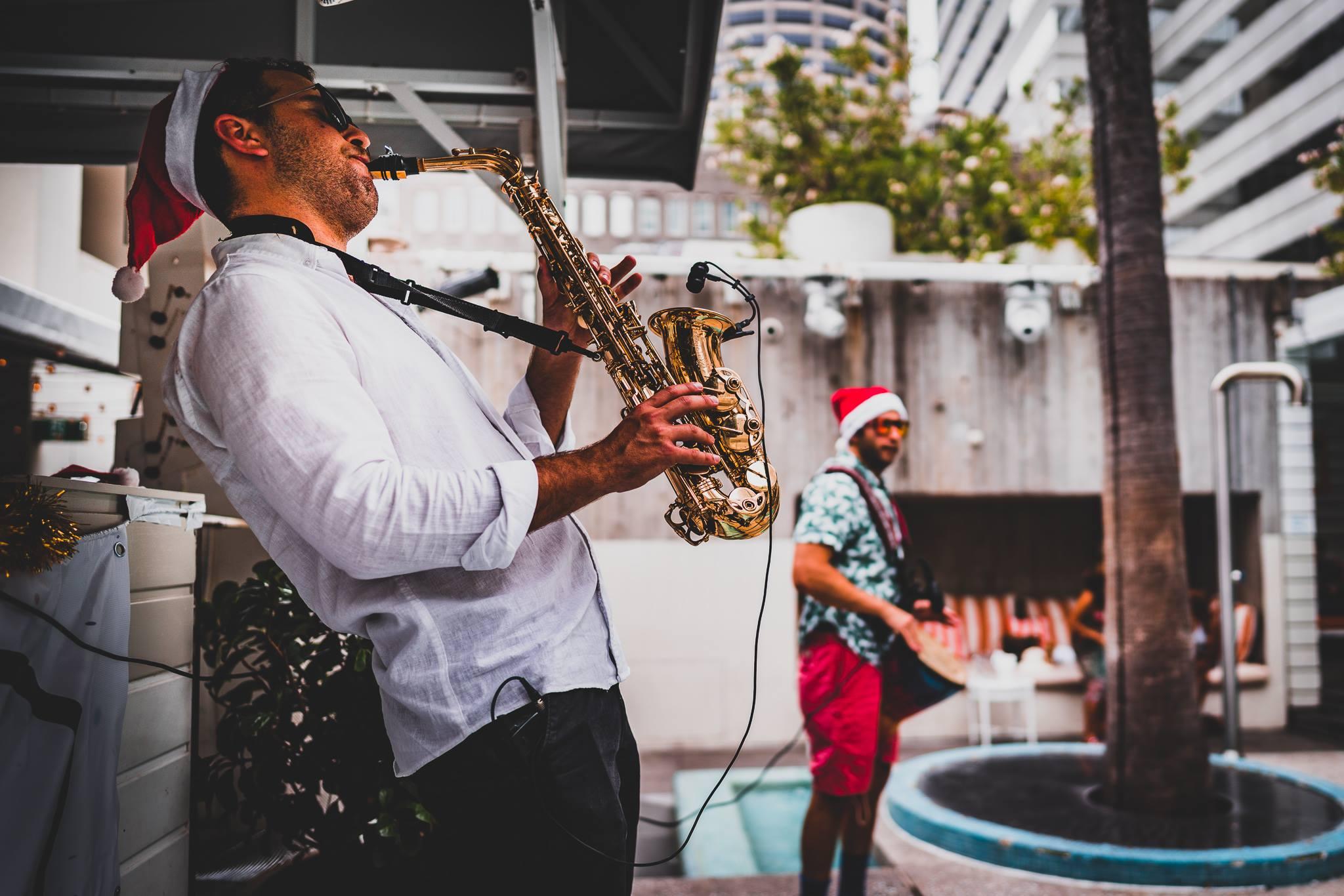 Saxophone Sydney