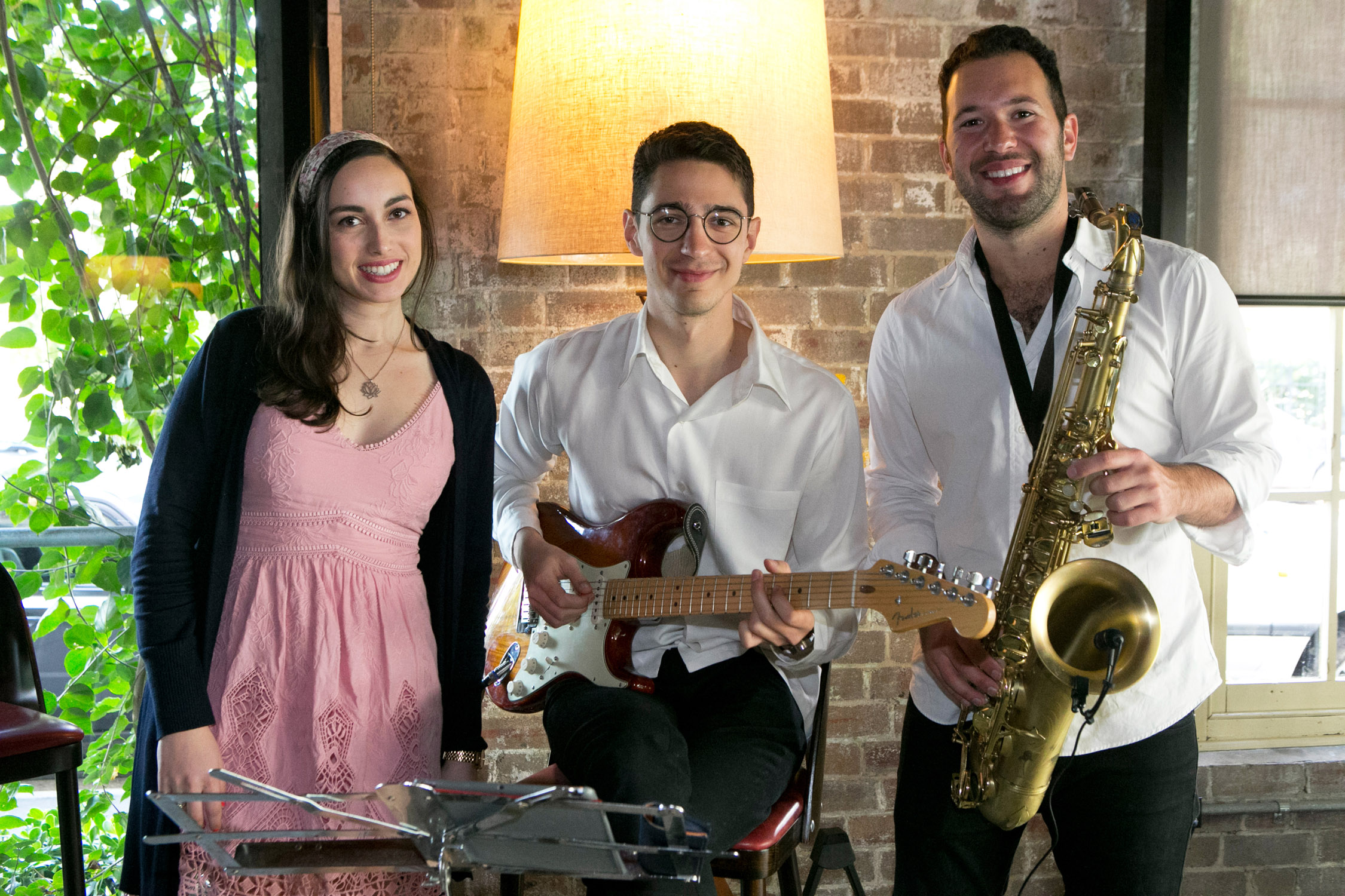 Jazz Saxophone Sydney