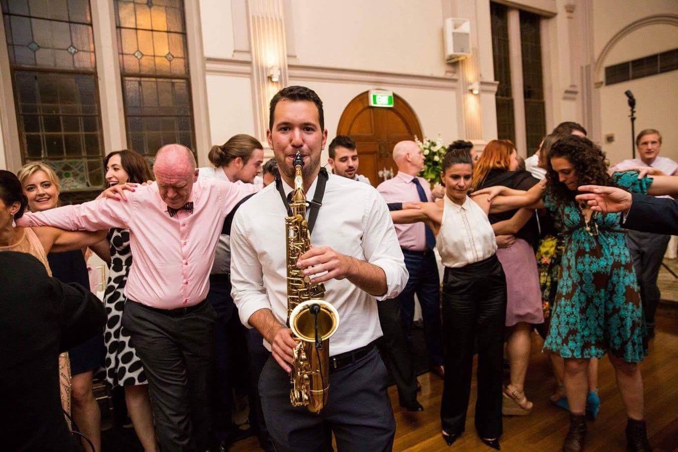 Sam Weiss Wedding Bands Sydney