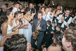Saxophone Castellorizian Ball