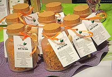 Herbal Bath Salts- Orange You Sweet