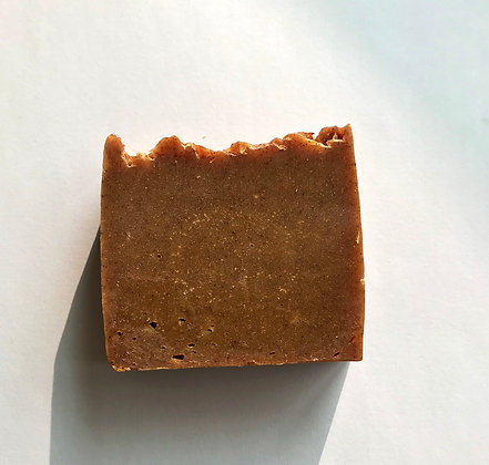 "Papaya Turmeric ""Sunshine"" Face Soap"